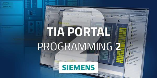 TIA Portal Programming 2