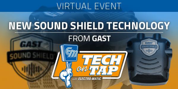 Tech on Tap: New Sound Shield Technology
