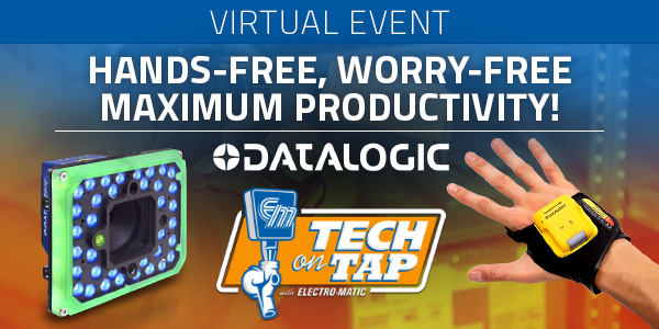 Electro-Matic's Tech on Tap: Hands-Free, Worry-Free Maximum Productivity!