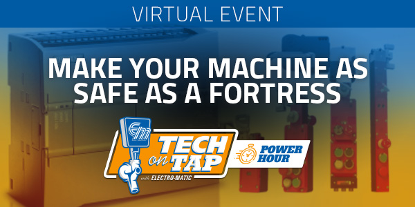 Tech on Tap: Make Your Machine as Safe as a FORTRESS