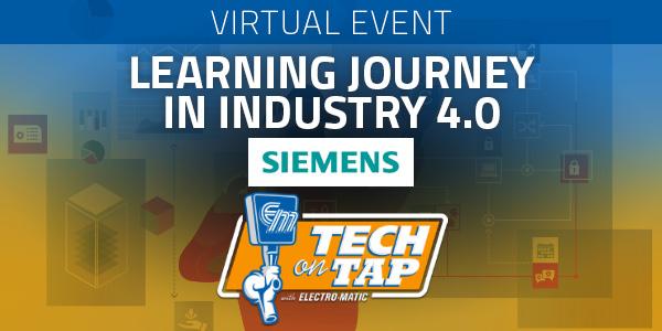 Tech on Tap: Learning Journey in Industry 4.0
