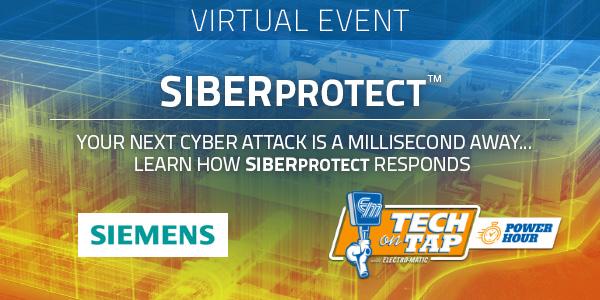 Tech on Tap: Siemens SiBerProtect